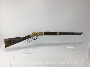 Henry repeating arms Model H004 President Donald J Trump West Virginia engravers proof 22 caliber serial#GB578057
