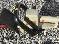 "Electric 20"" hedge trimmer, electric craftsman weedwacker - 2"