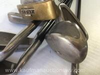Dunlop irons and putter - 5