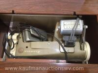 Kenmore electric sewing machine and stand - 5