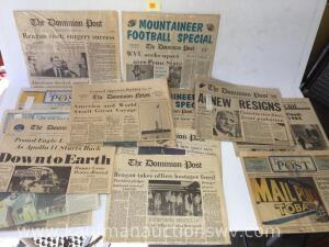 Morgantown dominion post newspapers