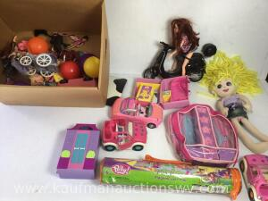 Barbie, doll, accessories