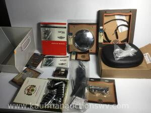Selection of Harley Davidson Heritage Softail parts