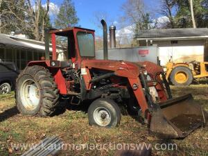 J. I. Case international 3230 tractor