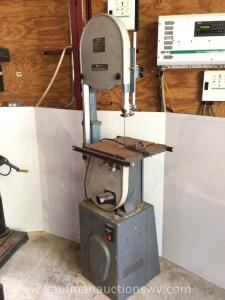 Rockwell model 14 electric bandsaw