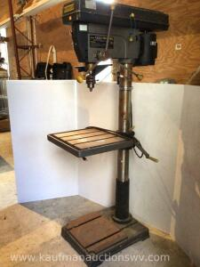"Central machinery 20"" production electric drill press"