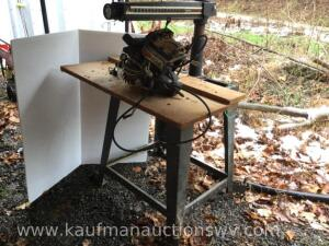 "12"" radial arm saw"