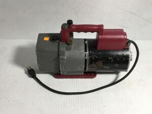 Robinair vacu master High performance vacuum pump