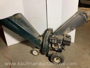 Craftsman 8.5 hp chipper/shredder