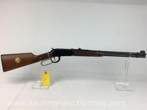 Winchester model 94AE XTR 30-30 1985 Chevy outdoorsman commemorative, never fired-serial 5296270