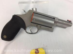 Taurus .45 LC/410 GA The Judge revolver NIB -serial DT250864