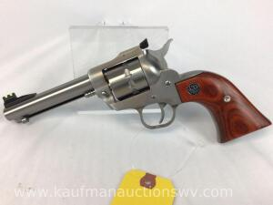 Ruger model single-ten .22 cal revolver NIB-serial 810-07651