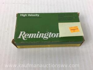 Full Box Remington 243 Winchester 80 Grain Pointed Soft Point