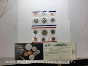 1989 United States Mint Uncirculated Set
