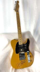 Vince Gill Autographed Fender Player Series Telecaster