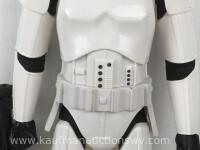 Star Wars storm trooper figurine with weapon - 3