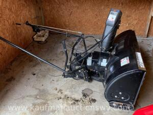 "42"" two stage MTD snowblower"