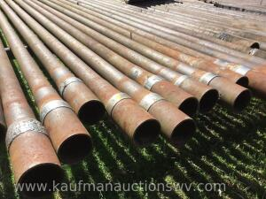 "71 - 3.5"" x 32' long Drill Pipe"