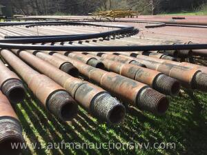 "59 - 3.5"" x 32' long Drill Pipe"