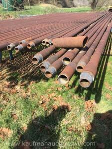 "50 - 2 7/8"" x approx 35' long Drill Pipe"