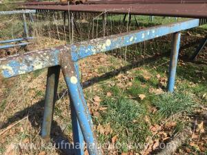 2 Drill Pipe Stands