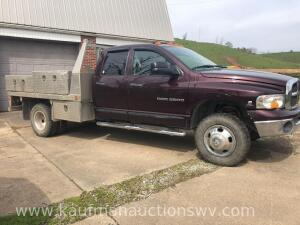 2004 Dodge Ram With Aluminum Bed. Original Bed Included.