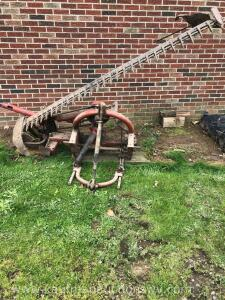 451 Kuhn Sickle Bar Mower