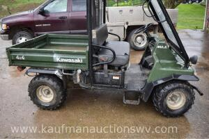 Kawasaki Mule Side by Side