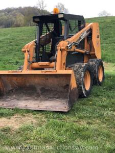 Case 440 Skid Steer
