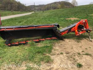 2017 Kubota Disk Mower Model DM2028