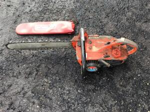 Homelite 150 automatic 18 inch chainsaw