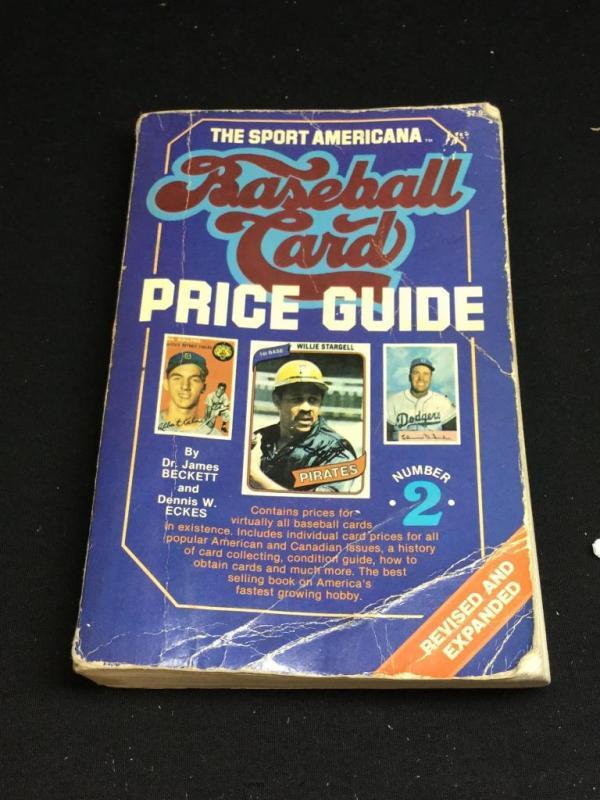 1980 Baseball Card Price Guide